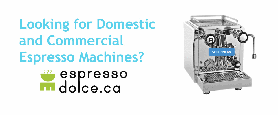 EspressoDolce.ca Home and Office Coffee Machines